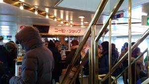 2階コーヒーショップ